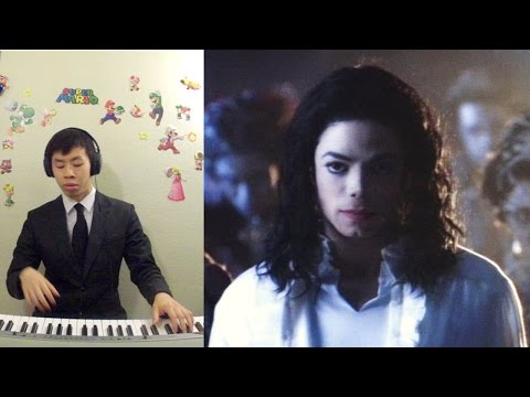 Michael Jackson - Ghost Performed by Video Game Pianist™