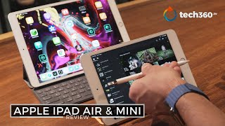 iPad Air & iPad Mini 2019 Review: The iPads for Most People