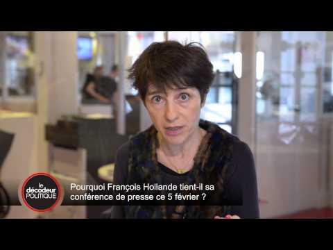 Conférence de presse de Hollande : pourquoi maintenant et quels en sont les enjeux ?