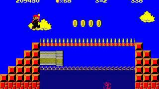 Super Mario Bros. Special - Wing Power-Up