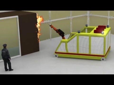 UAE start-up eyeing robot restaurant