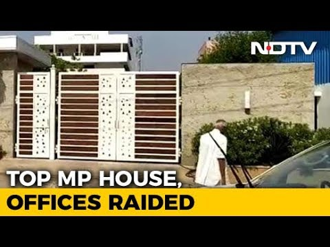 Tax Raids Continue Overnight At Andhra TDP Lawmaker's Homes, Offices