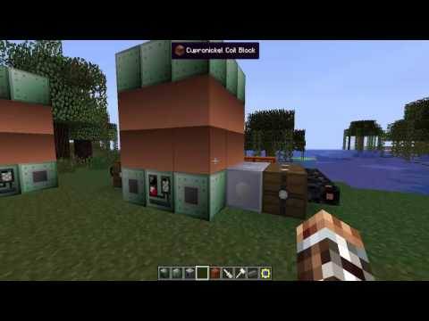 GregTech 5 [Minecraft 1.7.10] - Electric Blast Furnace(Доменная печь)