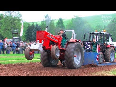 Russentreffen 2013 - Tractor Pulling - Traktor