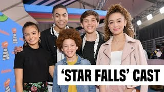 'Star Falls' Cast Spills About the New Nickelodeon Show