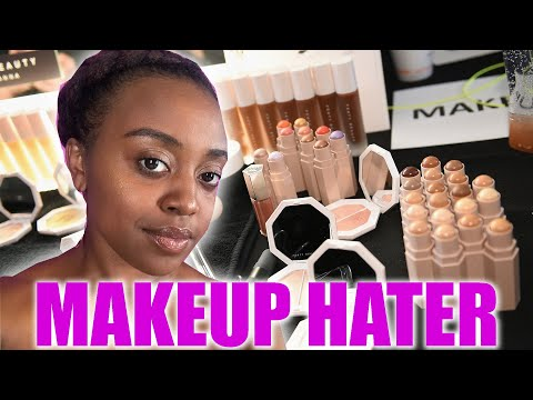 Make-Up Hater Wears Fenty For A Day