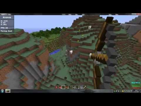 Minecraft 1.5.2 hack [KRONOS]