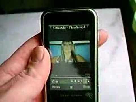 Clone du iphone cect P168 A8+