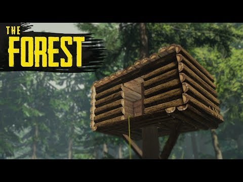 THE BEST START! The Forest Hard Survival S3 Episode 1