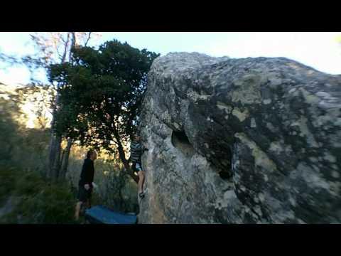 Los Boulders del Sur