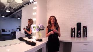 Lox studio viyoutube how to choose your length by lox studio hair extensions pmusecretfo Images