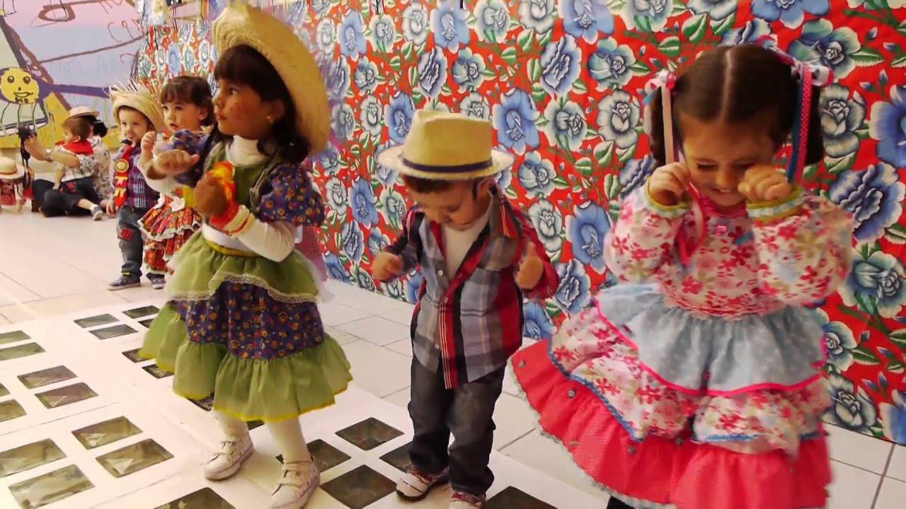 Festa Junina Módulo 1E - Educação Infantil