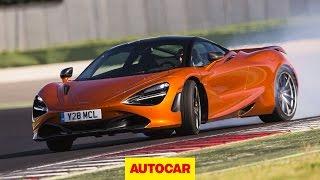McLaren 720S Review   McLaren's new Ferrari-rivalling supercar   Autocar