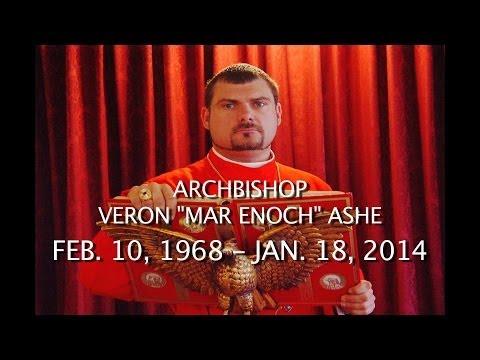 Archbishop Veron Ashe Memorial Service - OFFICIAL Video