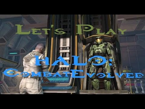 Let's Play: Halo Combat Evolved Co-Op pt2- Driving Lessons
