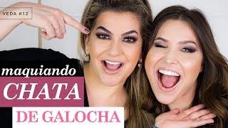 MAQUIANDO A CHATA DE GALOCHA (LU FERREIRA) | VEDA #12 ALICE SALAZAR