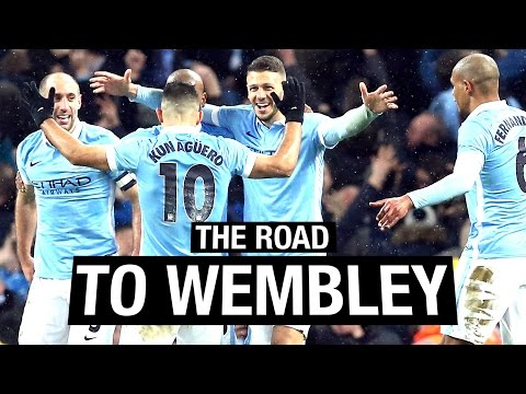 ALL THE GOALS! | How City reached the Capital One Cup Final