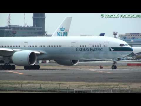 Cathay Pacific Airways Boeing 777-300ER 【B-KPD】