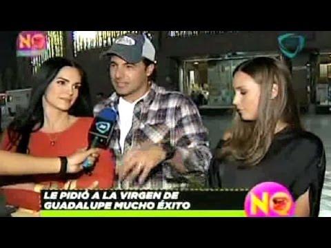 Elenco de 'Dulce Amargo' se encomienda a La Guadalupana. No lo Cuentes
