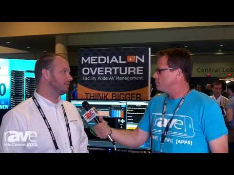 InfoComm 2015: Gary Kayye Talks to Eric Cantrell, Director of Sales for Medialon