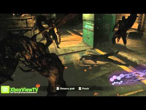 Agent Hunt Gameplay Resident Evil 6 | Agent Hunt