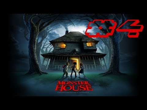 Monster House Gameplay Walkthrough Part 4 Chapter Four The Attic 1 of 2