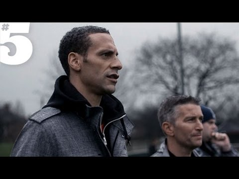 Nike Football: Rio Ferdinand Presents The Final Chance