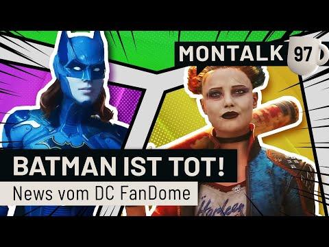Gerüchte aus Gotham: Neue Arkham-Spiele im Anmarsch? | Montalk #97