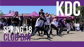 KDC at DeAnza Club Day Spring 2018 (PUBLIC Ver.)