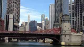Chicago (Architecture) Boat Tour HD