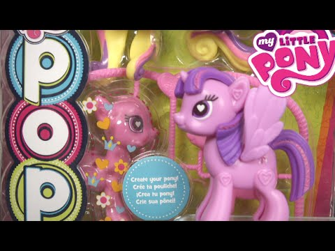 My Little Pony Pop Princess Twilight Sparkle & Princess Cadance Wings Kit from Hasbro