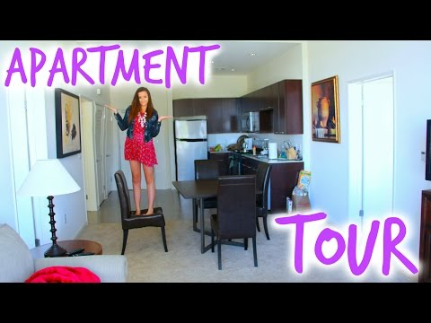 APARTMENT TOUR!!! | Krazyrayray