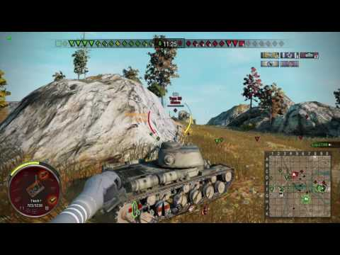 World of Tanks PS4 IS - Tundra