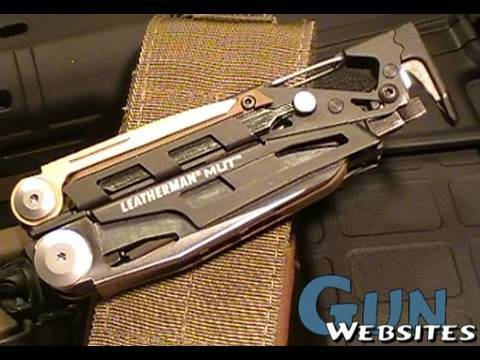Leatherman MUT First Look