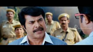 The King & The Commissioner - The King & Commissioner Malayalam Movie | Mammooty Comes to Investigate Murder | 1080P HD
