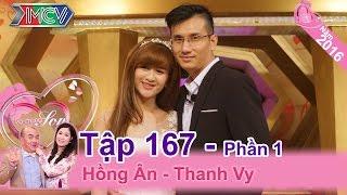 Cuộc hôn nhân siêu dễ thương của cặp vợ chồng đẹp như siêu sao | Hồng Ân - Thanh Vy | VCS #167 😍