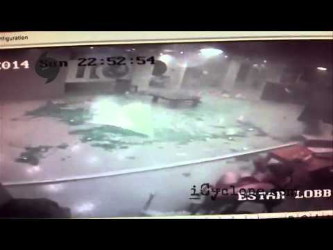 Hurricane ODILE: When All Hell Broke Loose