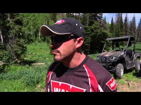 Fisher's ATV World - Madness in the Mountains Event in Utah with Warn, Part1 (FULL)