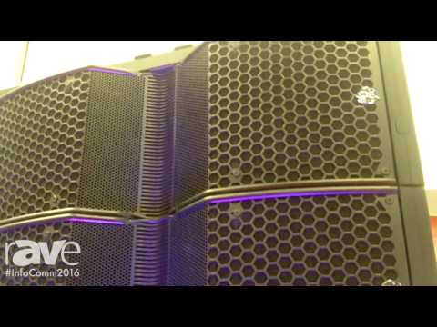 InfoComm 2016: Clair Brothers Introduces C15 Line Array Speaker