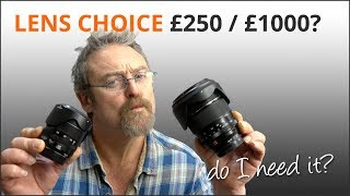 Choosing The Right Lens - Mike Browne