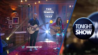 Live Performance by The Temper Trap - Love Lost