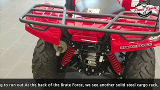 2020 Kawasaki 750 BruteForce Good REVIEW | Wheels & Deals Used Cars & Powersports Fredericton