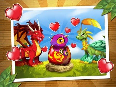 Dragon City Breeding Chart Guide - The Hybrid Dragons List