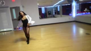 Vedo 4 Walls Feat Natasha Mosley Performed By Brandi Alexis