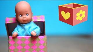 Baby doll videos for children | Bellboxes | Barbie kids