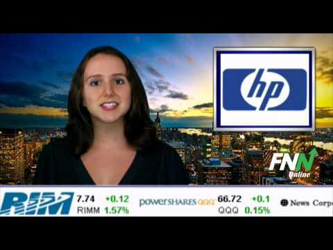 Hewlett-Packard to Take $8 Billion Write-Down
