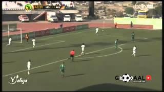 ملخص مباراة ليزوتو 1 3 الجزائر حفيظ دراجي Lesotho 1 3 Algeria