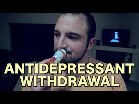 Antidepressant Withdrawal: Challenging My Fear of Greater Suffering