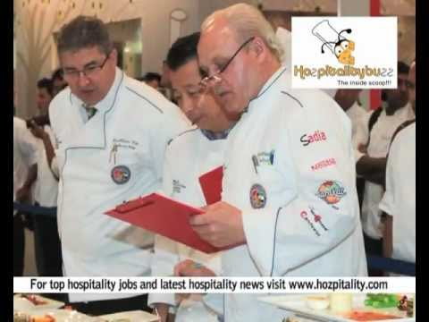 More than 2,000 Chefs to Take up Culinary Challenge at Gulfood's Annual Salon Culinaire Competition