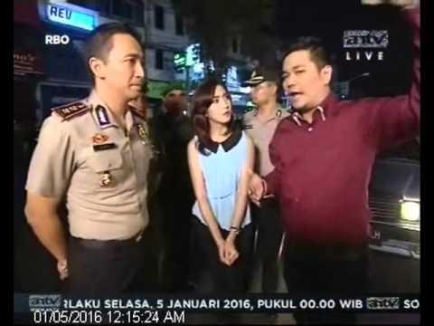 [ANTV] SMI LIVE Polsek Kebayoran Baru Gelar Cipta Kondisi